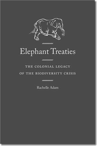Book cover for Elephant Treaties