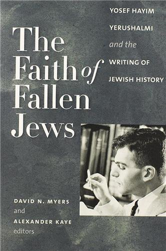 Book cover for The Faith of Fallen Jews