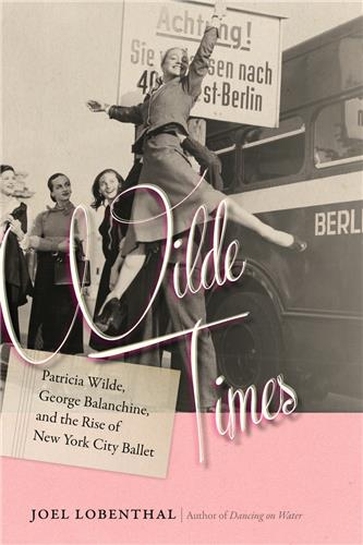 Book cover for Wilde Times