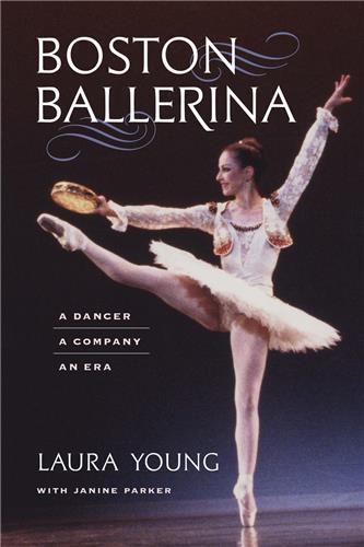 Book cover for Boston Ballerina