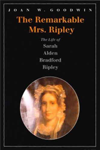Book cover for The Remarkable Mrs. Ripley