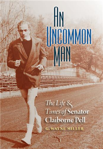 Book cover for An Uncommon Man
