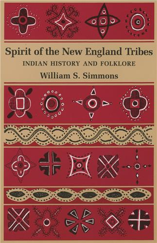 Book cover for Spirit of the New England Tribes