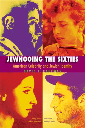 Book cover for Jewhooing the Sixties