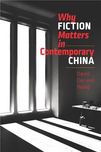 Book cover for Why Fiction Matters in Contemporary China