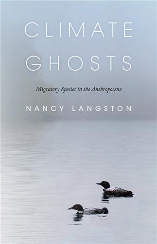 Book cover for Climate Ghosts