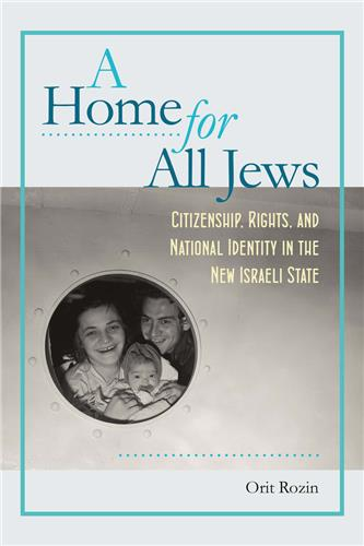 Book cover for A Home for All Jews