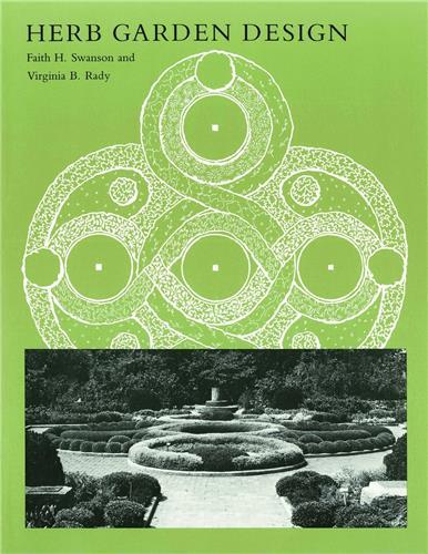 Book cover for Herb Garden Design