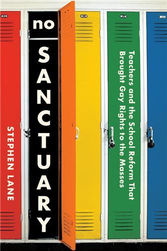 Book cover for No Sanctuary