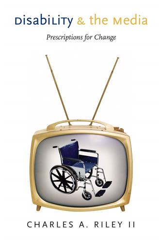 Book cover image for Disability and the Media
