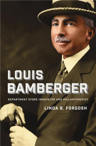 Book cover for Louis Bamberger