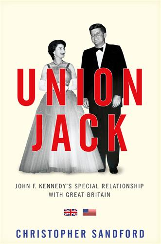 Book cover for Union Jack