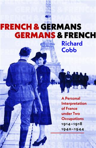 Book cover for French and Germans, Germans and French