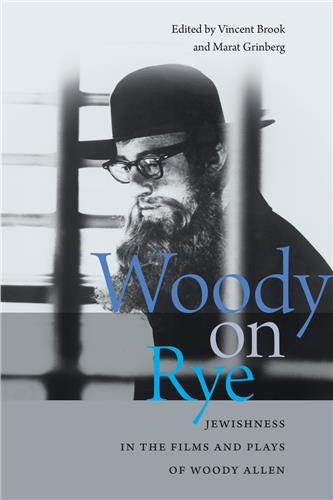 Book cover for Woody on Rye