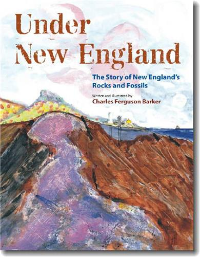 Book cover for Under New England