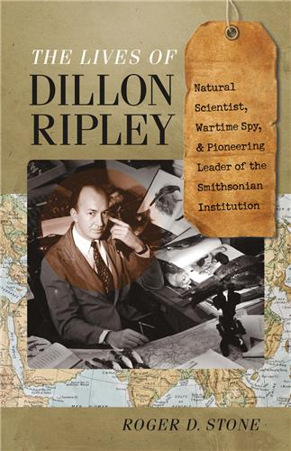 Book cover for The Lives of Dillon Ripley