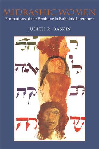 Book cover for Midrashic Women