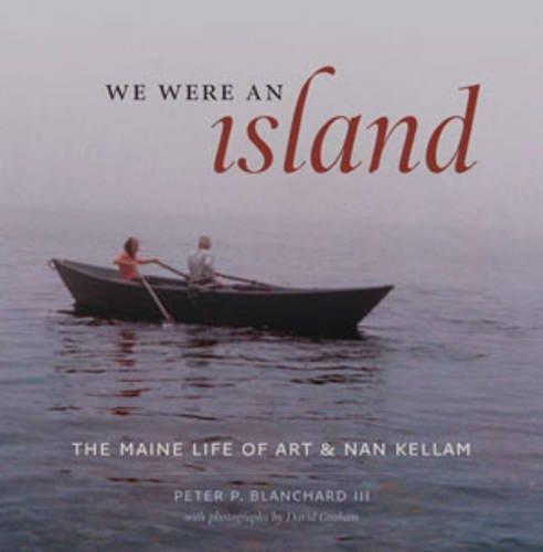 Book cover for We Were an Island