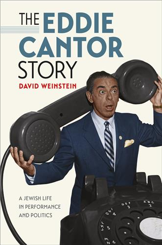Book cover for The Eddie Cantor Story
