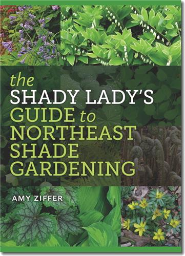 Book cover for The Shady Lady's Guide to Northeast Shade Gardening
