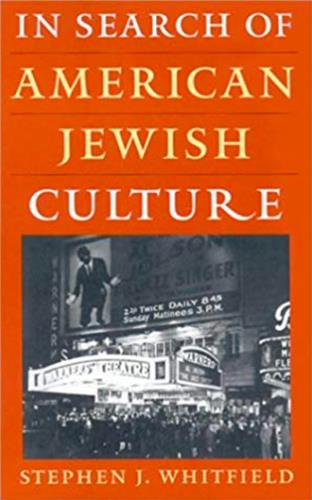 Book cover for In Search of American Jewish Culture