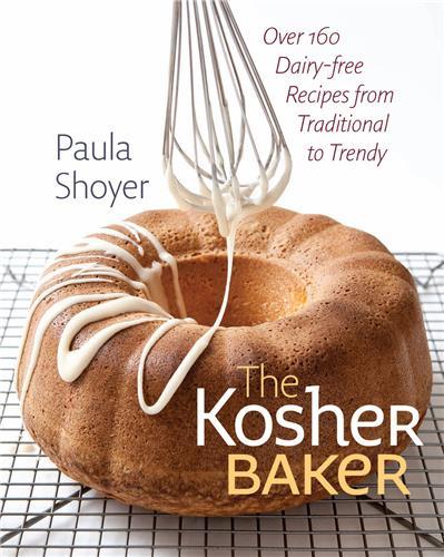 Book cover for The Kosher Baker