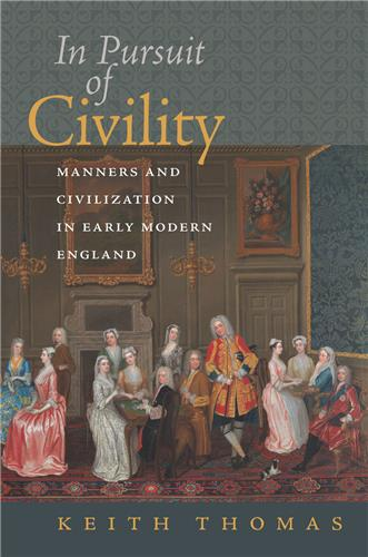 Book cover for In Pursuit of Civility