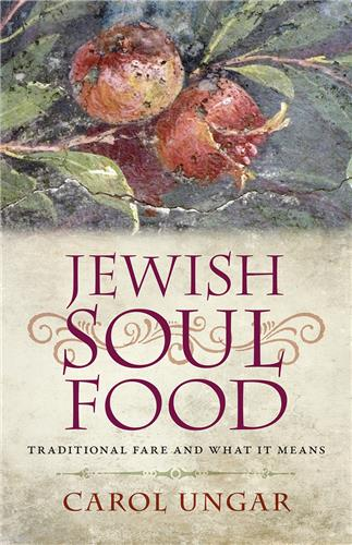 Book cover for Jewish Soul Food