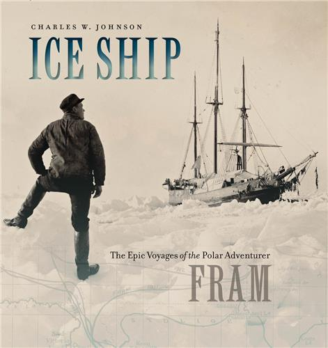 Book cover for Ice Ship