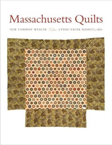 Book cover for Massachusetts Quilts