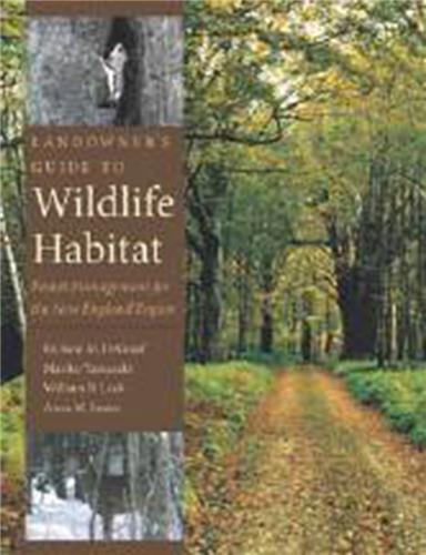 Book cover for Landowner's Guide to Wildlife Habitat