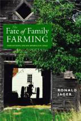 Book cover for The Fate of Family Farming