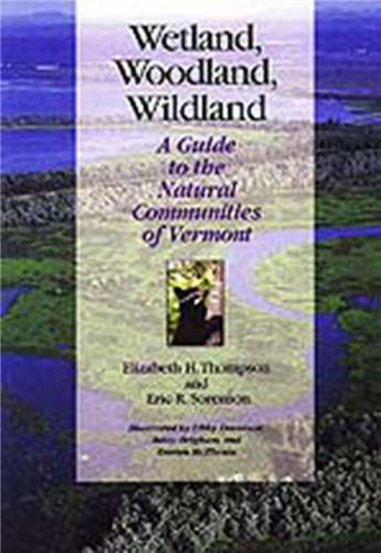 Book cover for Wetland, Woodland, Wildland