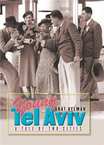 Book cover for Young Tel Aviv