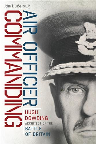 Book cover for Air Officer Commanding