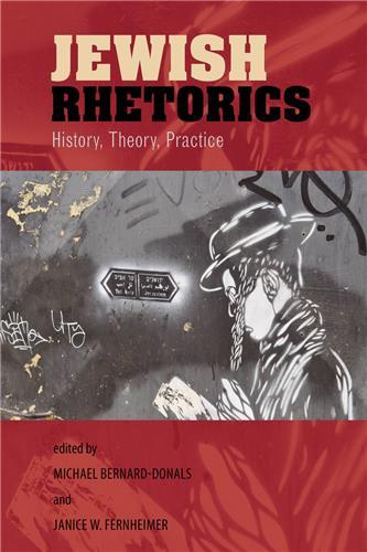 Book cover for Jewish Rhetorics