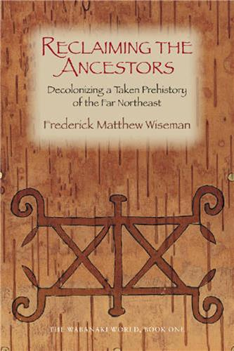 Book cover for Reclaiming the Ancestors
