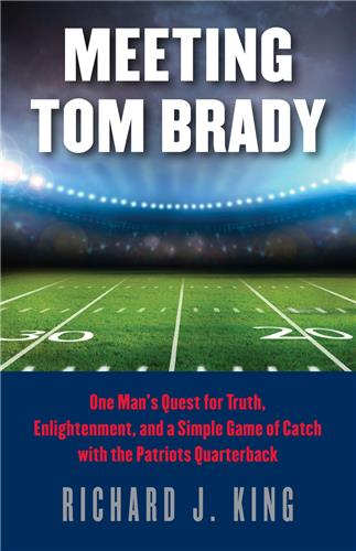 Book cover for Meeting Tom Brady