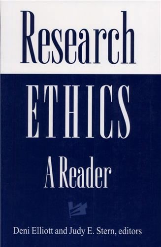 Book cover for Research Ethics