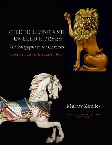 Book cover for Gilded Lions and Jeweled Horses