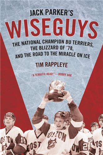 Book cover for Jack Parker's Wiseguys