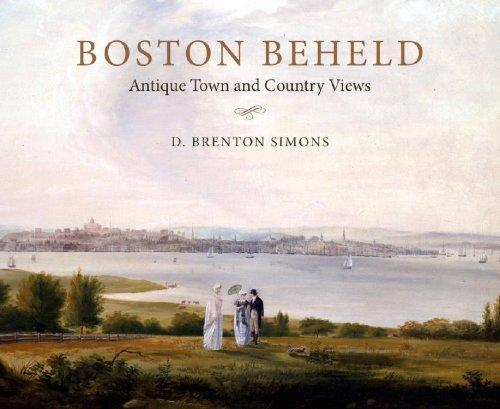 Book cover image for Boston Beheld