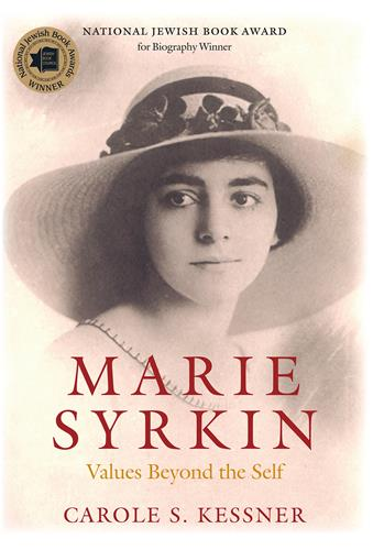 Book cover image for Marie Syrkin