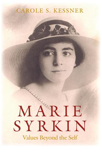 Book cover for Marie Syrkin