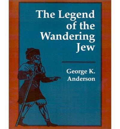 Book cover image for The Legend of the Wandering Jew