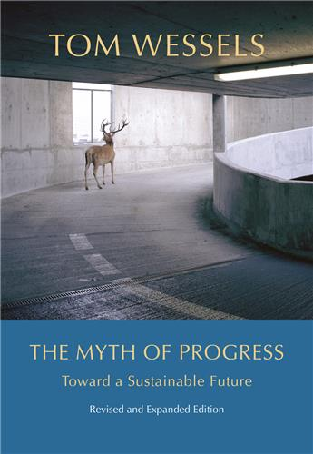 Book cover for The Myth of Progress