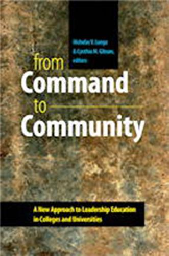 Book cover image for From Command to Community