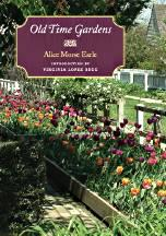 Book cover for Old Time Gardens