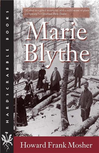 Book cover for Marie Blythe
