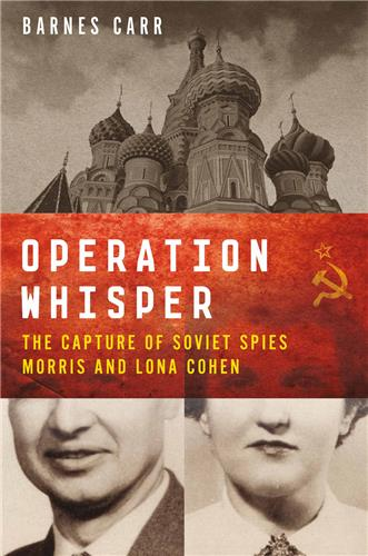 Book cover for Operation Whisper